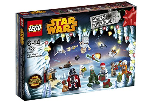 LEGO STAR WARS - Advent Calendar, 274 Piezas (75056)