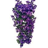 VORCOOL 4petals Künstlich hängende Blumen