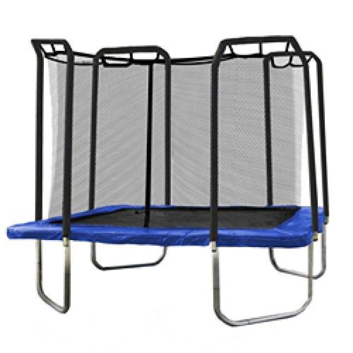 Skywalker Square Trampoline Safety Pad (Spring Cover) for 13ft x 13ft Trampoline - Blue