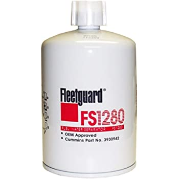 Fleetguard FS1280 Fuel Water Sep