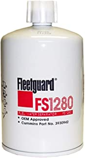 Fleetguard FS1280 Fuel Water Sep