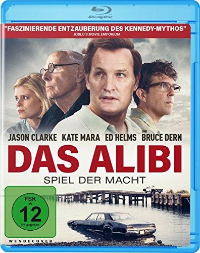 Das Alibi - Spiel der Macht (Chappaquiddick) (Blu-ray)