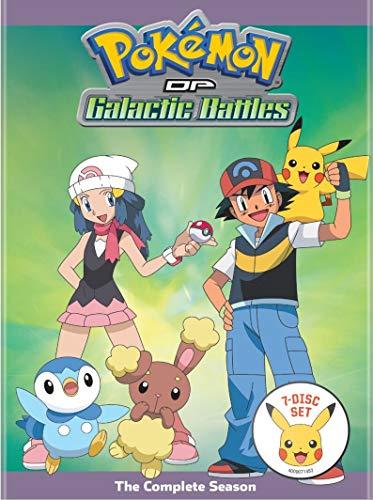 Pokémon Diamond and Pearl: Galacti…