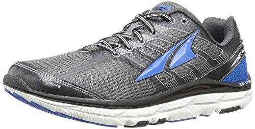 ALTRA 3.0 Men's Road Running Shoe, Charcoal/Blue, 8.5 M US