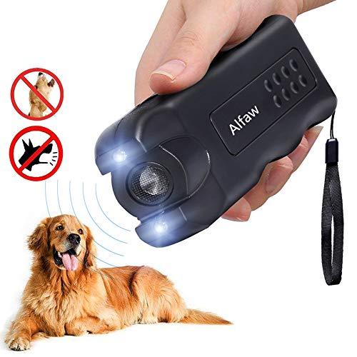 Alfaw LED Ultrasonic Dog Repeller