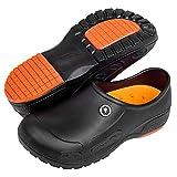 YUNG Professional Slip Resistant Clogs - Chef Clogs, Restaurant Work Shoe, Nurse Shoe, Garden Work...