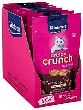 Crispy Crunch Dinde et graines de Chia 60 g