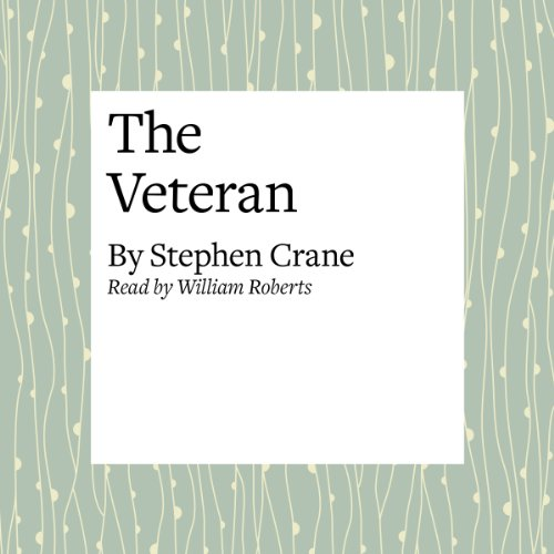 The Veteran audiobook cover art