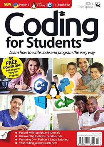 Coding For Students (English Edition)