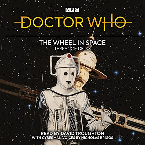 Doctor Who: The Wheel in Space cover art