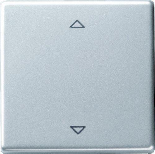 Gira 0822203 Aufsatz Jalousie SA MF Gira E22, Aluminium