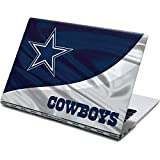 Skinit Decal Laptop Skin Compatible with Yoga 910 2-in-1 14in Touch-Screen - Officially Licensed NFL Dallas Cowboys Design
