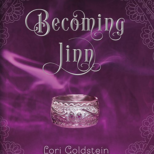 Becoming Jinn audiobook cover art