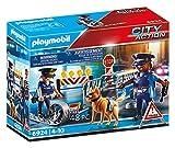PLAYMOBIL City Action Control de Policía, A partir de 5 años (6924)