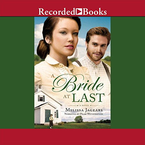 A Bride at Last audiobook cover art