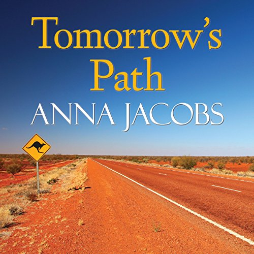 Tomorrow's Path audiobook cover art