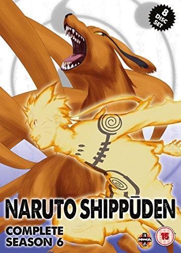 Naruto - Shippuden: Complete Series 6 [DVD] [Reino...