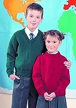 Stylecraft Childrens School Sweaters Special Knitting Pattern 4910 DK