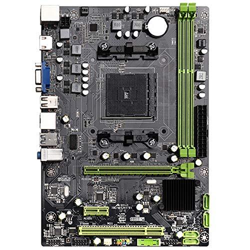 Noblik Performance de Jeu pour A88 FM2 / FM2 + Prise en Charge de la Carte MèRe A10-7890K / Athlon2 X4 880K CPU DDR3 16 Go AM4