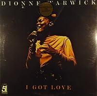 i got love LP