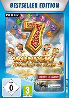 7 Wonders - Treasures of Seven Bestseller-Edition [Importación alemana]