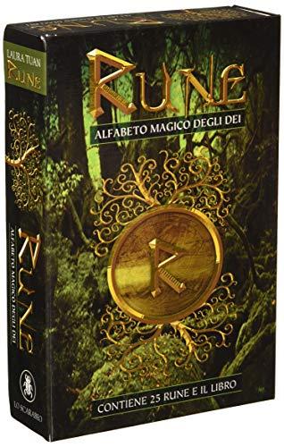 Rune, alfabeto magico degli dei