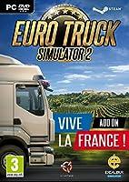 Euro Truck Simulator 2 - Vive La France! Add-On (PC DVD)