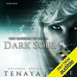 Dark Soul audiobook cover art