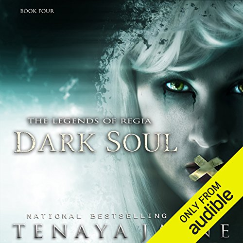 Dark Soul audiobook cover art