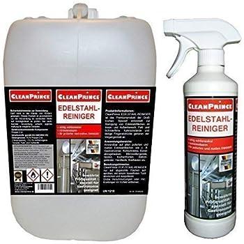 PEQUINSA Limpiador de Acero Inoxidable.Envase 5 litros.: Amazon.es: Hogar