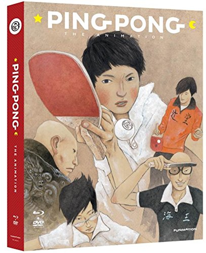 Ping Pong the Animation: Complete Series [Blu-ray]