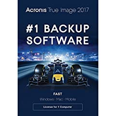 The fastest full disk image and file level backup Two click backup and restore - even restore to dissimilar hardware Wireless mobile backup Acronis Universal Restore Backup and recovery of iPhone, iPad, and Android content