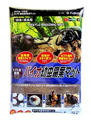フジコン バイオ幼虫腐葉マット5L [4485]