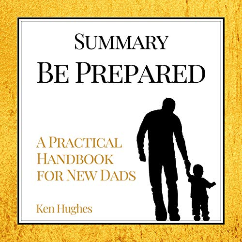 Summary: Be Prepared audiobook cover art