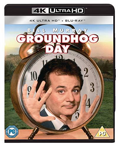 Groundhog Day (Uhd & Bd - 2 Discs) (Non Uv) [Edizione: Regno Unito]