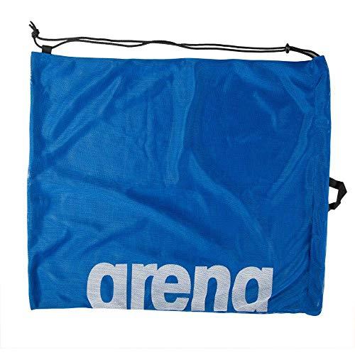 ARENA - Sacca da nuoto per adulti in rete, Unisex - Adulto, Sacchetto sportivo, 002495, Team Royal., Taglia unica