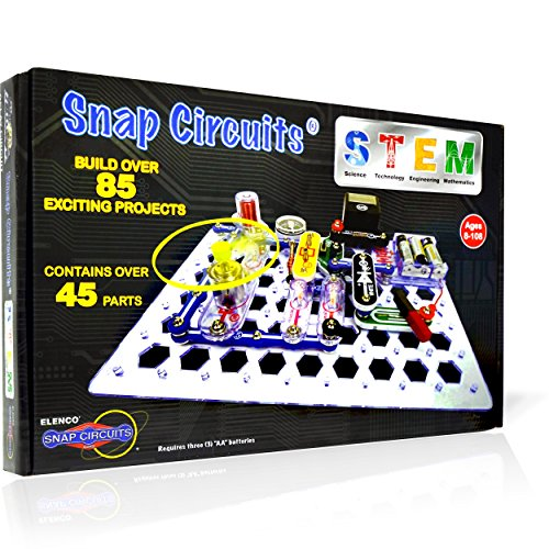 Snap Circuits Stem Electronics Discovery Kit
