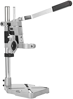 Anself Bench Drill Press Stand Clamp Base Frame for Electric Drills DIY Tool Press Hand Drill Holder Power Tools Accessories
