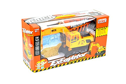 RC Baufahrzeug kaufen Baufahrzeug Bild 1: RC Baufahrzeug, Bagger, 3 Kanal, Mit Akku -905-1A (ET3346)*