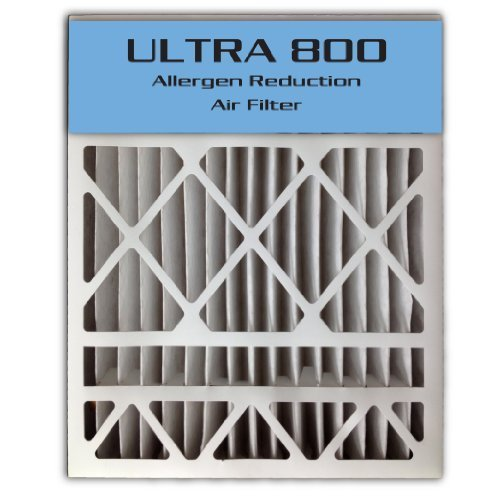 2-Pack 20x25x4//20x25x5 ULTRA 1080 MERV 11 Bryant Replacement Air Filter 19.8x24.8x4.3