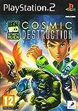 Ben 10 Ultimate Alien: Cosmic Destruction (PS2) [Importación...