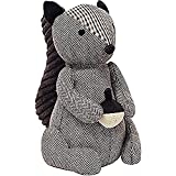Riva Paoletti Squirrel Doorstop - Heavyweight Sand Filling - 100% Polyester - 16 x 25...