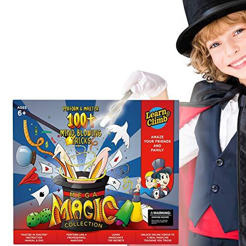 2. Mega Magic Kit for Kids