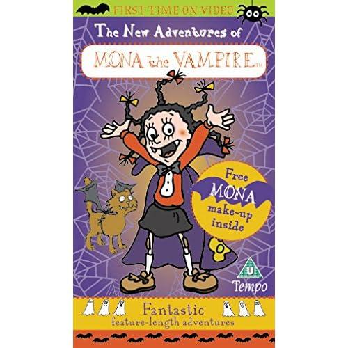 The New Adventures of Mona the Vampire [1999]