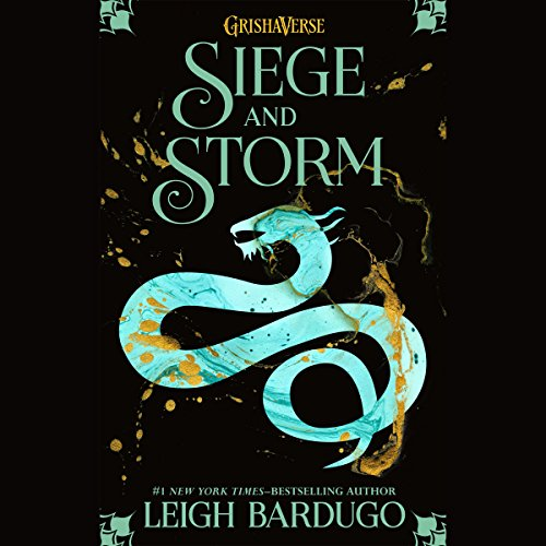 Couverture de Siege and Storm