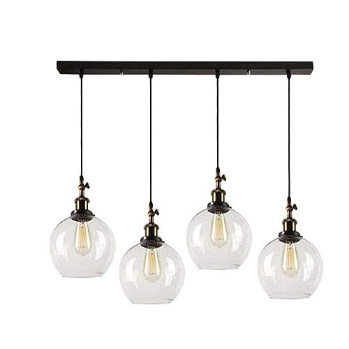 Kitchen Island Lighting Fixtures: Amazon.com