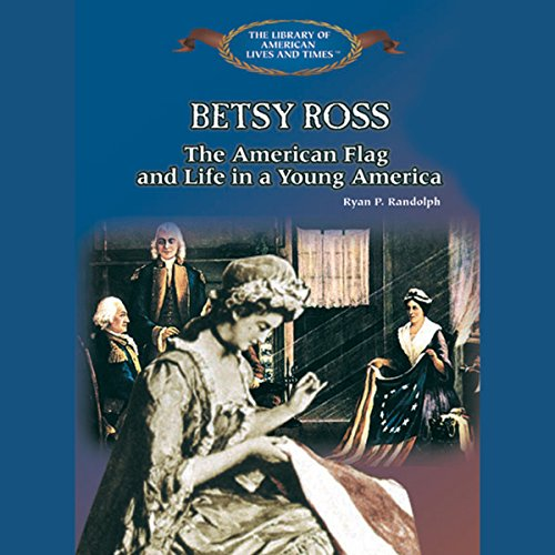 Betsy Ross audiobook cover art