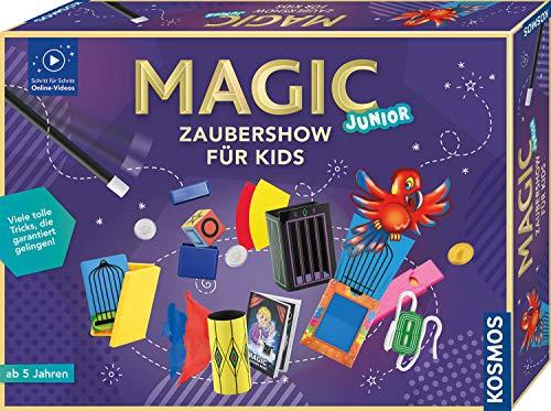 KOSMOS- Magic Zaubershow para niños, Color Gris (698829)