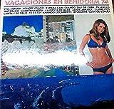 Vacaciones en benidorm 74 -viva españa clavelitos guantanamera etc 1974 vinilo