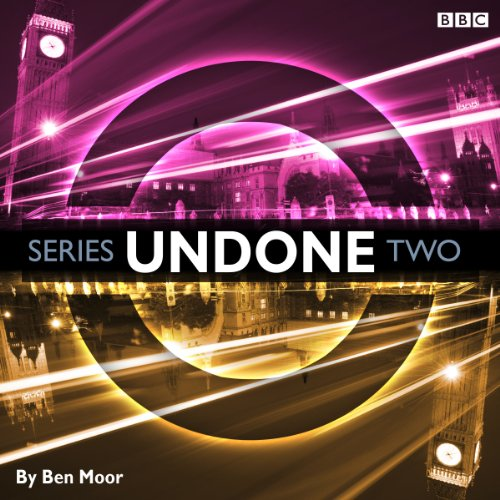 Undone: Series 2 audiobook cover art